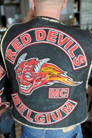 Red Devils Mc Clothing Related Keywords & Suggestions - Red